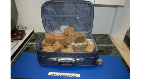 sequestro di hashish