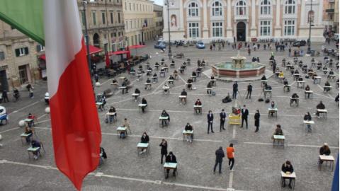 flashmob regeni
